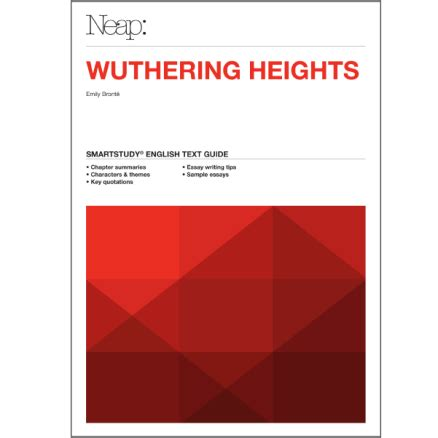 An Emily Bronte, Wuthering Heights Essay - essaythinkercom